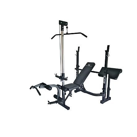 Phoenix 99225 Mid Width Power Bench   Phoenix 99225 Power Bench Mid Width    Additional Information Multi Purpose Workout Bench Includes Incline,  Decline, ...
