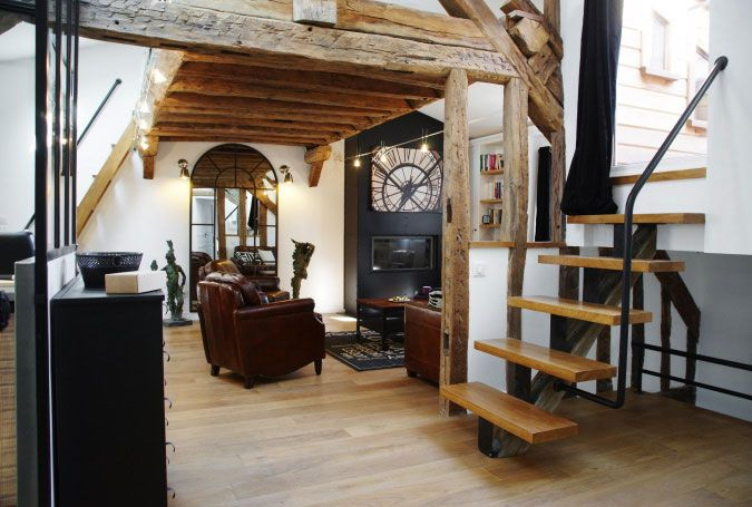 Perfect place to rent in Paris, for group of 4-6. Loved it.