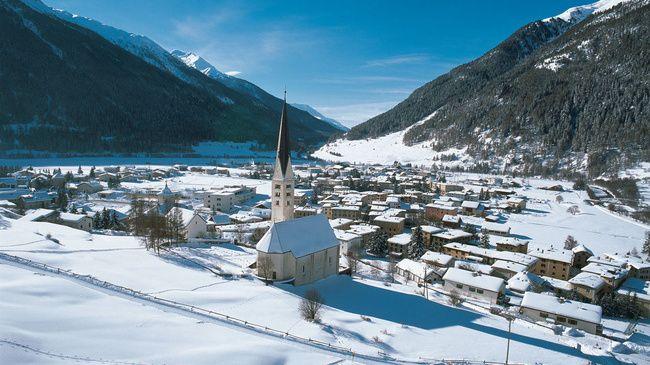 Zernez - Schweiz Tourismus