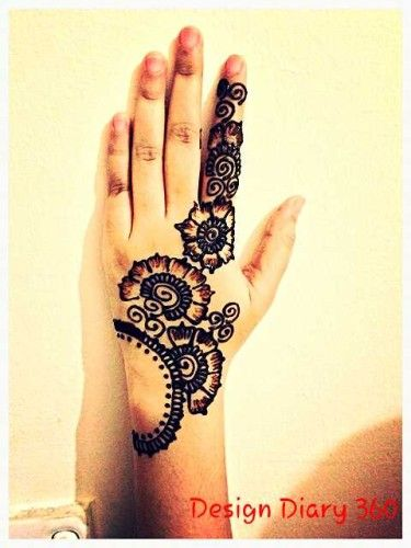 Arabic Mehndi Tutorial : Best images about gulf khaleeji mehendi on pinterest