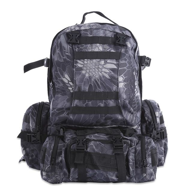 We love it and we know you also love it as well 50L Multifunction Molle Tactical Camouflage Backpack 8 Colors Climbing Tactical Bag For Outdoor Sport Climbing Hiking Camping just only $40.17 with free shipping worldwide  #sportsbags Plese click on picture to see our special price for you