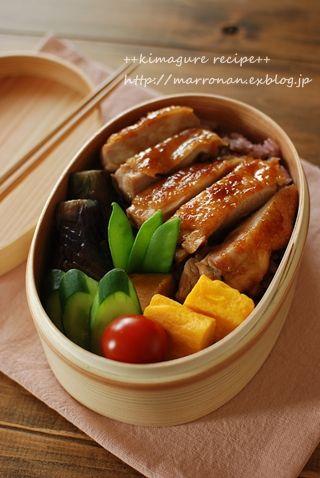 鶏寿司弁当 : ごはんの時間 ++annex++