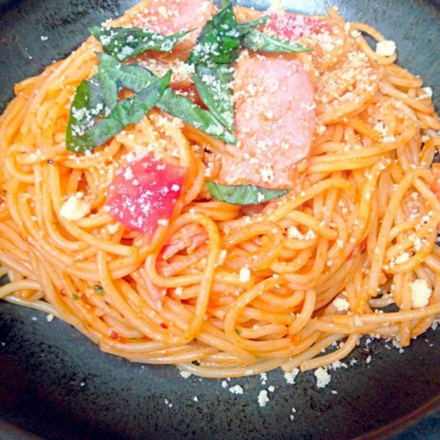 たまに食べたくなるんですよね(*^^*) - 47件のもぐもぐ - ナポリタン^ ^ by yuinori