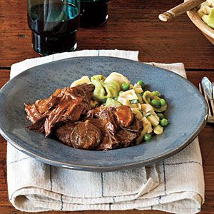Italian Pot Roast - Slow-Cooker Suppers | Italian Pot Roast, Pot Roast ...