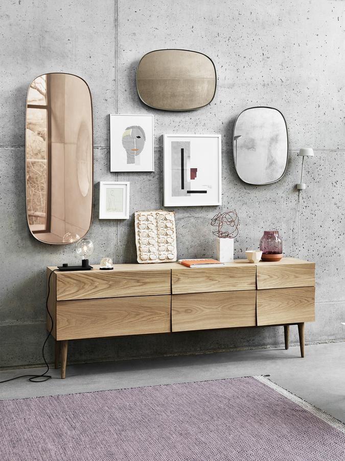 Muuto Framed Spiegel von Anderssen & Voll - Designermöbel von smow.de