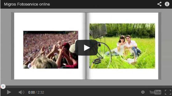 Online Fotoservice unter der Lupe: Testbericht Migros Fotobuch