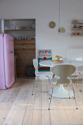 23 best #Smeg images on Pinterest | Kitchen designs, Retro design ... | {Kühlschrank retro rosa 12}