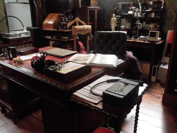 IQ246 ~華麗なる事件簿~ 法門寺家/沙羅駆の部屋 #IQ246 #IQ246華麗なる事件簿 #TBS #日曜劇場 #織田裕二 #土屋太鳳 #ディーンフジオカ #interior #library #luxury #luxuryroom