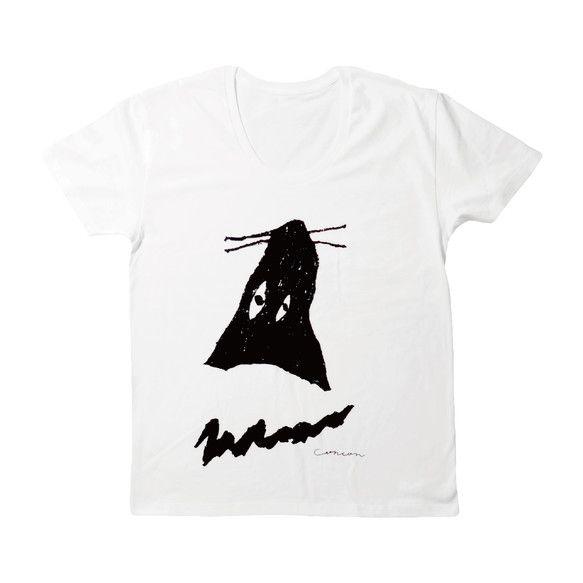 Tシャツ「Fox」◆Mens,Ladies◆4.3oz◆サイズ:M 着丈:67 身幅:48 桁丈:39.5|ハンドメイド、手作り、手仕事品の通販・販売・購入ならCreema。