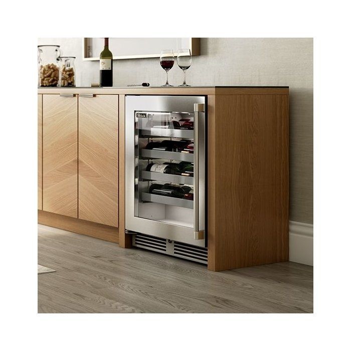 20 Bottle Signature Series Single Zone Built In Wine Refrigerator In 2021 Built In Wine Refrigerator Home Wine Cellars Wine Furniture