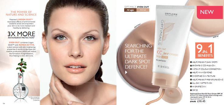 The Power of Nature And Oriflame Science