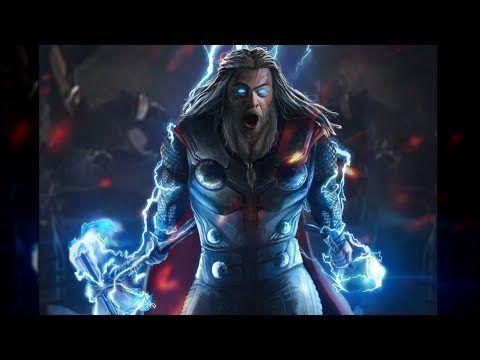 DannyShookVideo: Thor's Hammers Mjolnir And Stormbreaker Explained