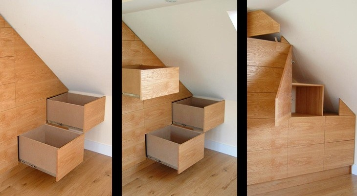What!? Clever storage