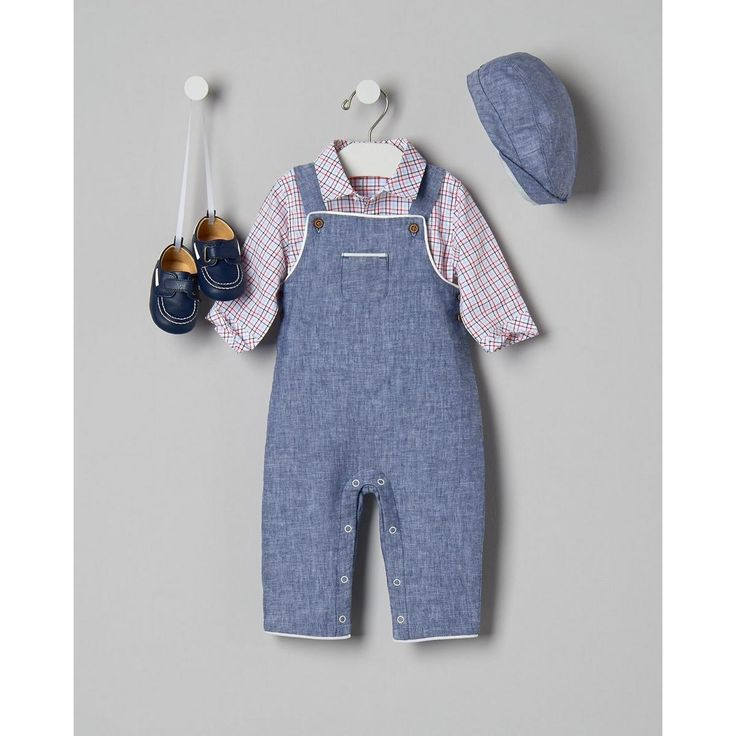 Newborn Waterfront Picnic Outfit by Janie and Jack
