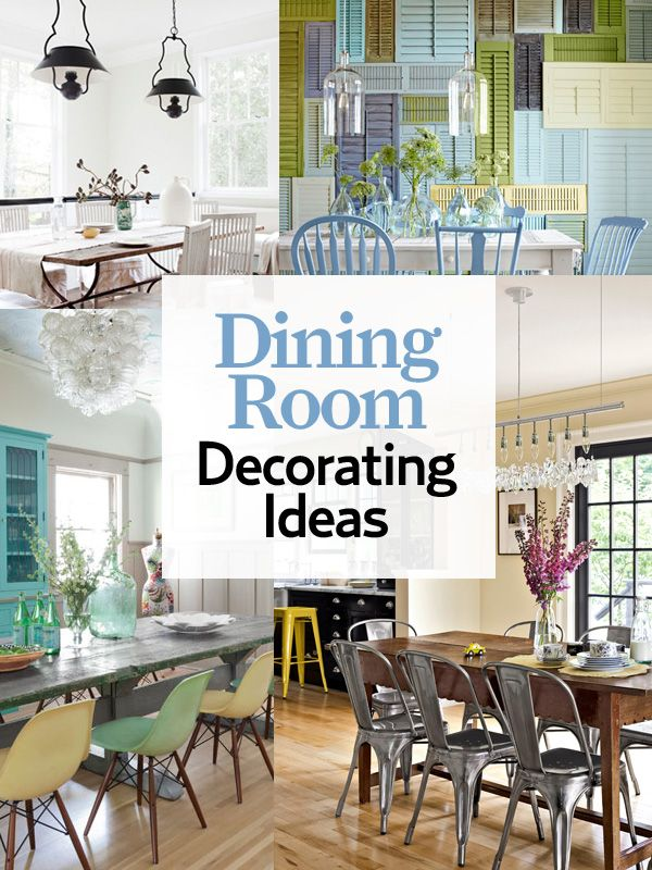 307 best dining rooms images on pinterest country dining rooms beach cottages and beach houses - Our fave color for dining room decorating ideas ...