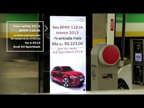 Instant Valuation Billboard Audi AlmapBBDO - YouTube