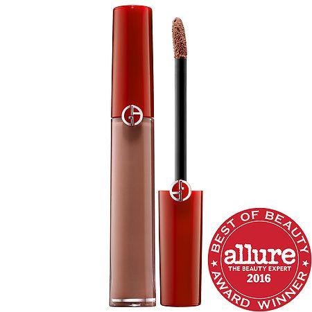 Giorgio Armani Beauty Lip Maestro 202    I've featured a few new liquid lipstick matte formulas recently, but if you're in the market fo...