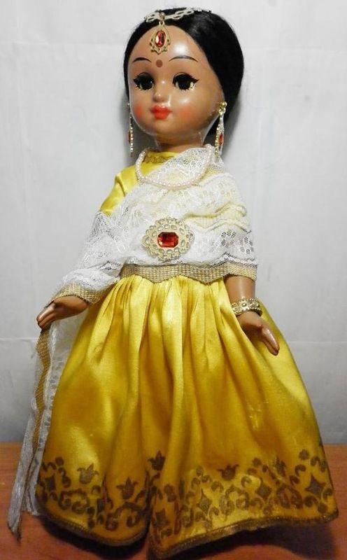 Soviet vintage dolls. Ivanovo Toy Factory