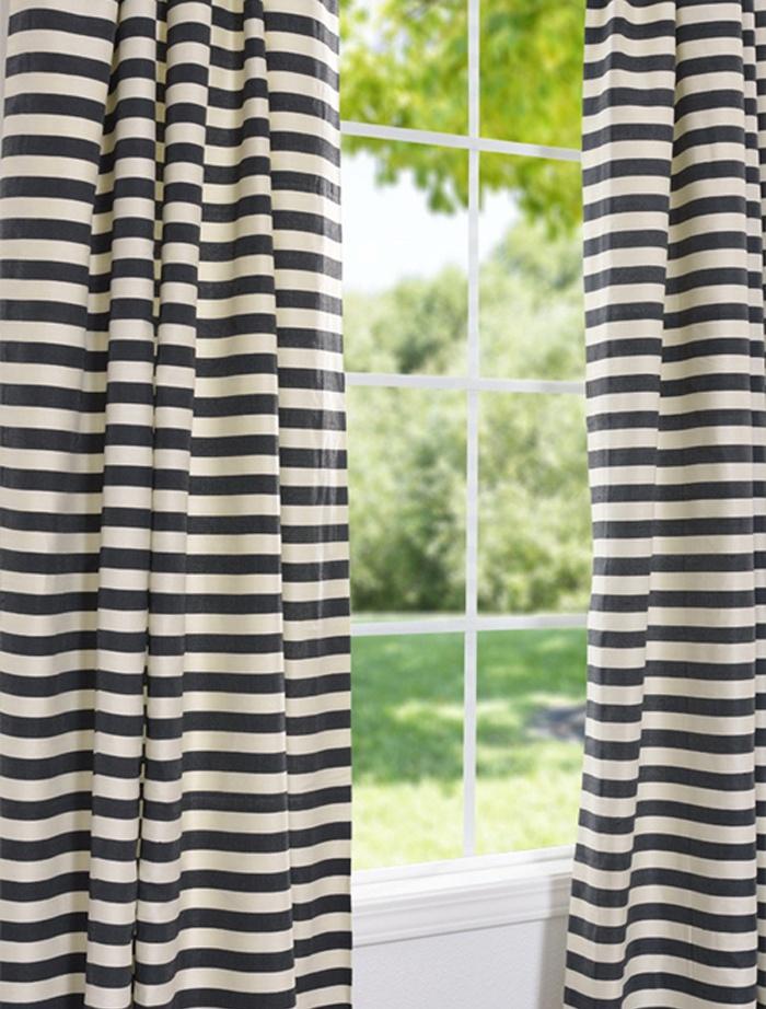 Best 25 Striped Curtains Ideas On Pinterest Stripe