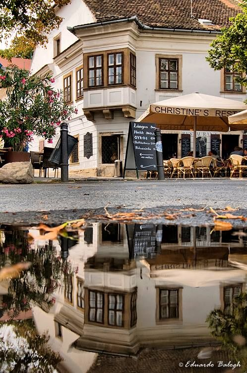 Szentendre. Hungary