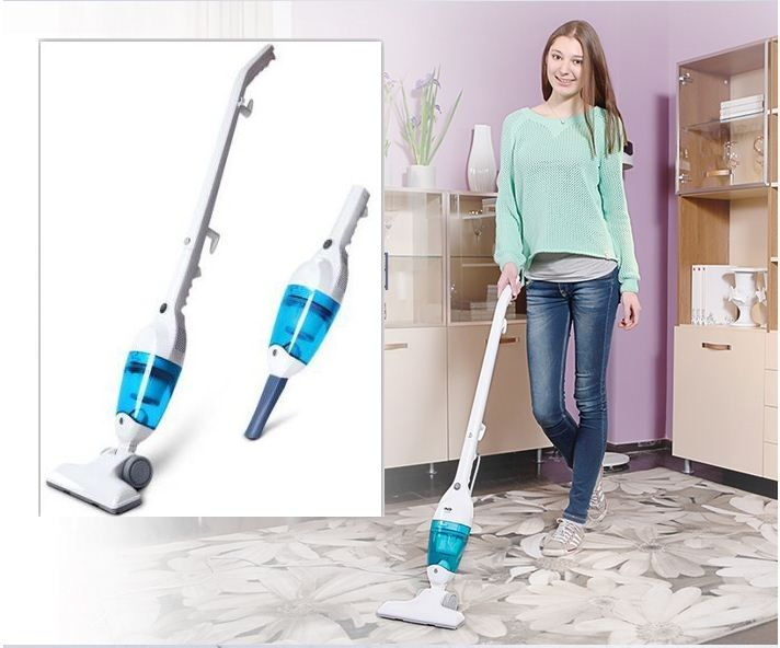 Free shipping New Low Noise Mini Home Rod Vacuum Cleaner Portable Dust Collector Home Aspirator Vacuum Cleaners