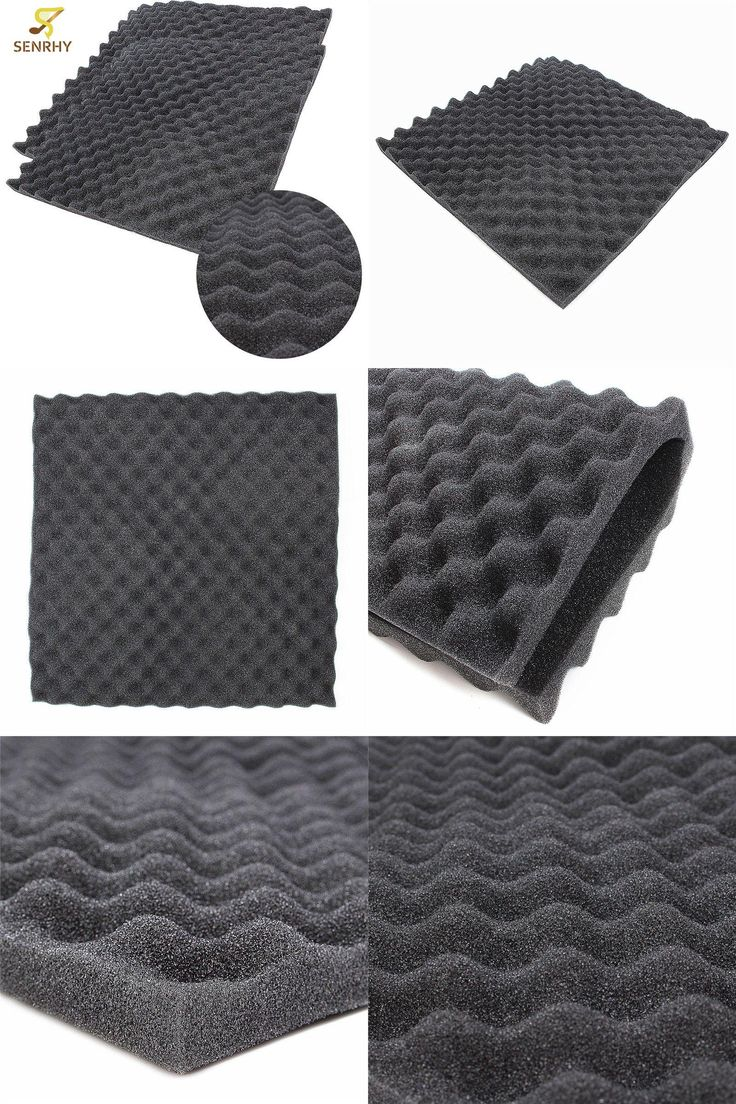 Best 25 sound proofing ideas on pinterest soundproofing - Bedroom studio acoustic treatment ...