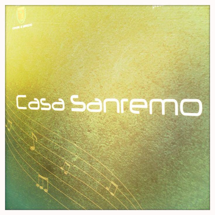 Vieni a trovarci a #casasandremo.... #Alpitour  #Sanremo2014