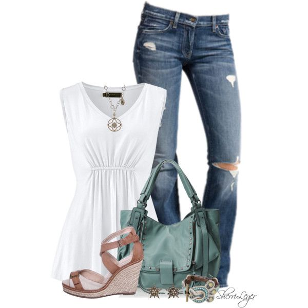 Untitled #1009, created by sherri-leger on Polyvore