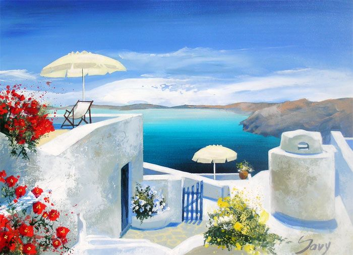Greek Village Scene 3d Wallpaper White 19 Best Santorini Images On Pinterest Greek Islands