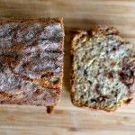 Cinnamon Swirl Banana Bread - sounds good, but why the narrative directions?