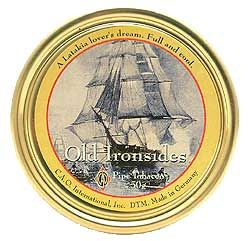 Dan Tobacco Old Ironsides Tobacco Reviews - Pipe Tobacco Reviews - LuxuryTobaccoReviews.com