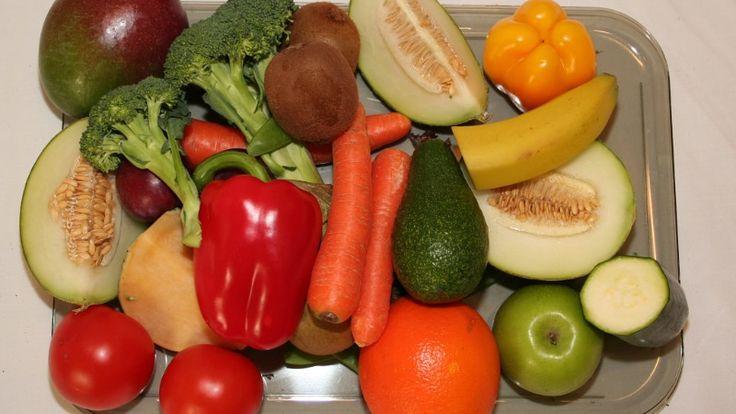 Riktig lagring av frukt og grønt