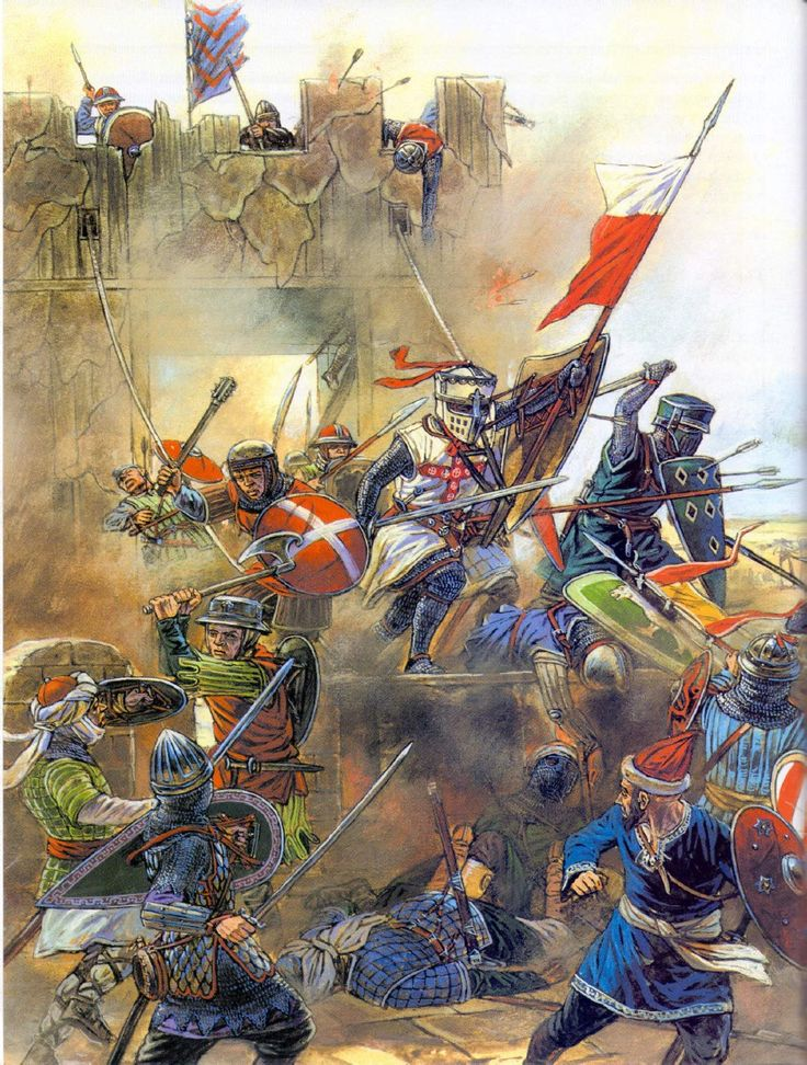 a history of the crusades and crusaders The origin of the word 'crusade' may be traced to the cross made of cloth and  worn as a badge on the outer garment of those who took part in these enterprises ,.