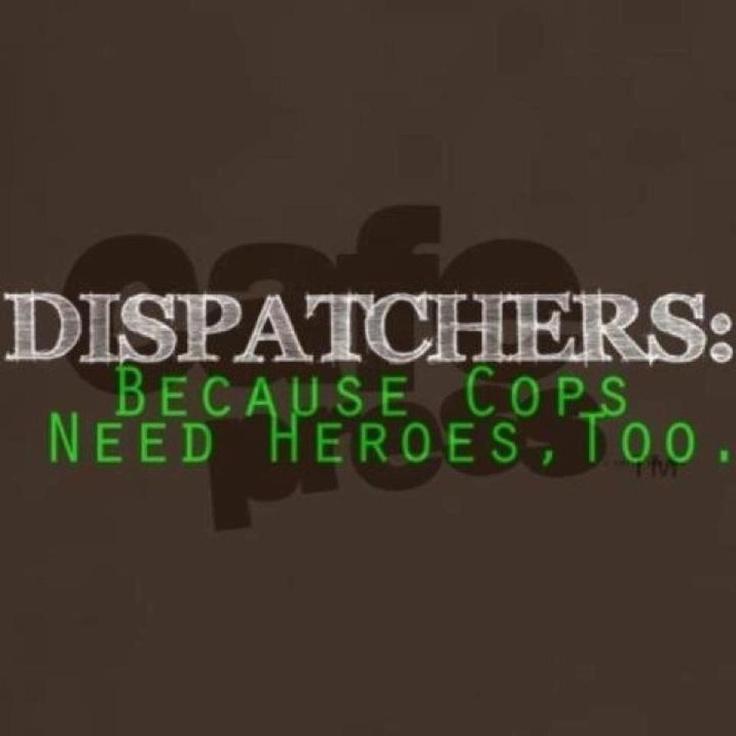 31 best Dispatch images on Pinterest Police dispatcher, Work - dispatcher duties