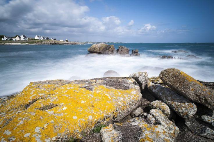 Bretagne-Wandertour mit Kindern. Von der Freiheit, offline zu sein - Kann man das eigentlich? Wandern mit Kindern? Fünf Tage lang? Ohne Geocaching? Ohne Wetter-App? Ein Test auf dem Fernwanderweg GR34 an der Küste der Bretagne.