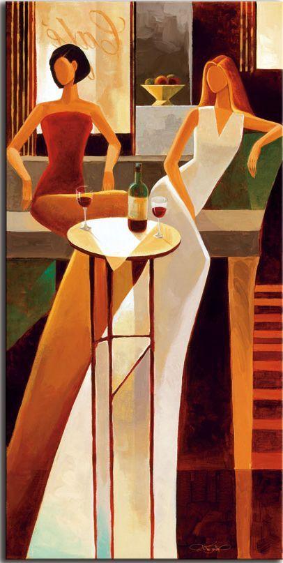 Tutt'Art@: Keith Mallett, 1948, american painter.