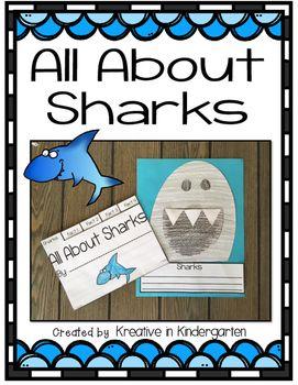 All About Sharks Shark Week