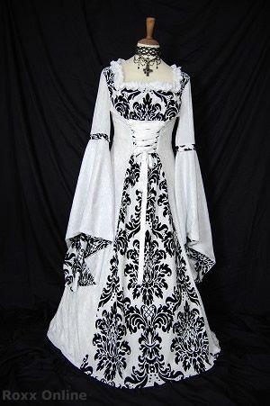medieval corset dresses - Google Search