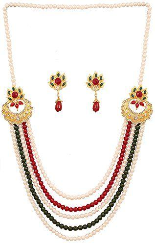 Elegant Indian Bollywood Red & Green Stone Party Wear 5 S... https://www.amazon.com/dp/B07255LBXN/ref=cm_sw_r_pi_dp_x_Szugzb7Y4ZVRY