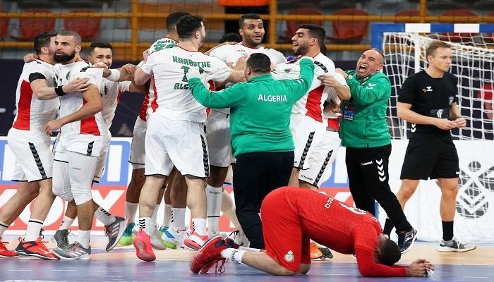 بث مباشر مشاهدة مباراة الجزائر والبرتغال في كأس العالم لكرة اليد In 2021 Football Arabic Words