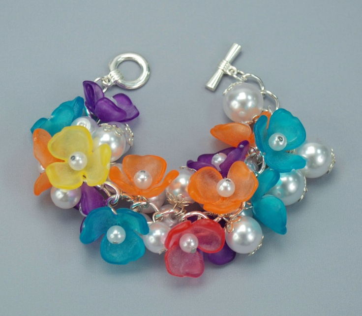 Michaels Crafts Rainbow Beads