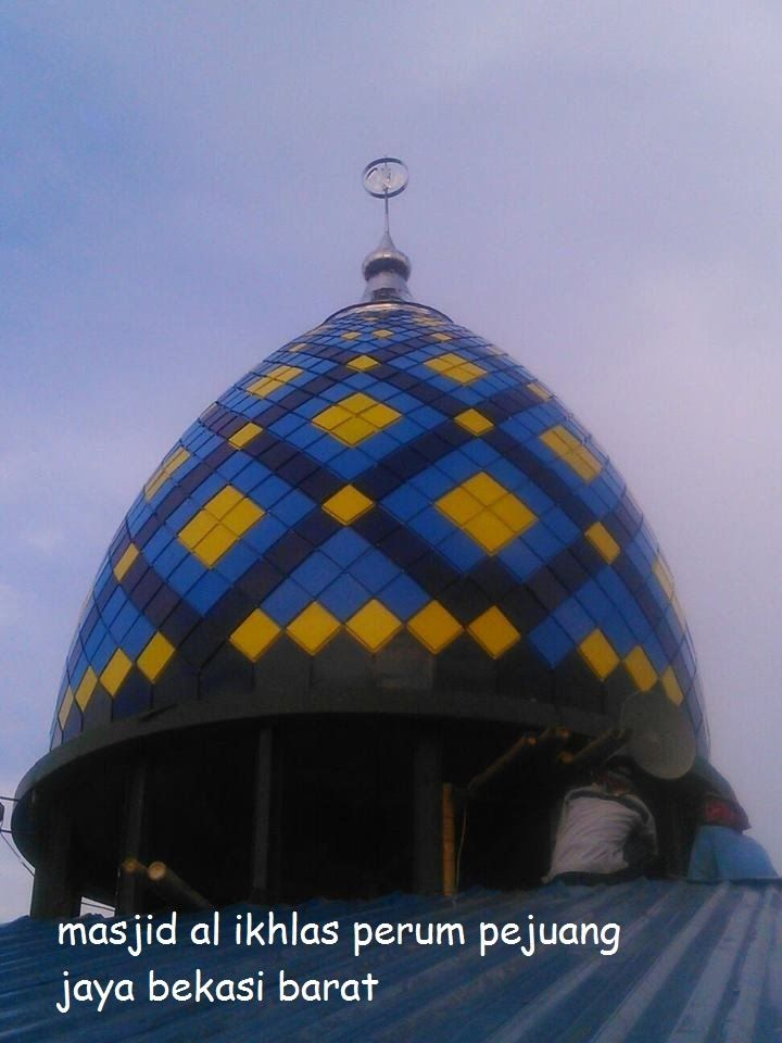 Kontraktor Kubah Masjid di Baubau |  Hub 081331587344 Termurah