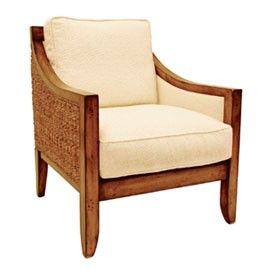 palecek edgewater chair at Tuvalu Home Furnishings in Laguna Beach Coastal Beach Decor Coastal Beach House Furniture Coastal Cottage Decor Nautical Accessories Vintage Coastal Beach Decor Furnishings Seashell Accessories