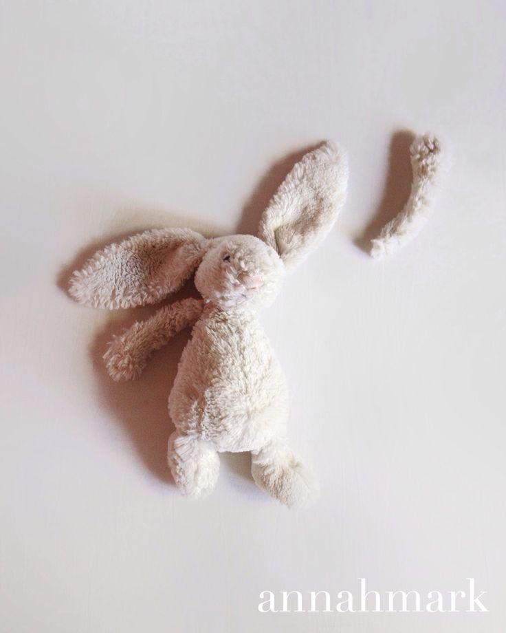 'Childhood' Photography Anna H Mark #childhood #softtoy #bunny