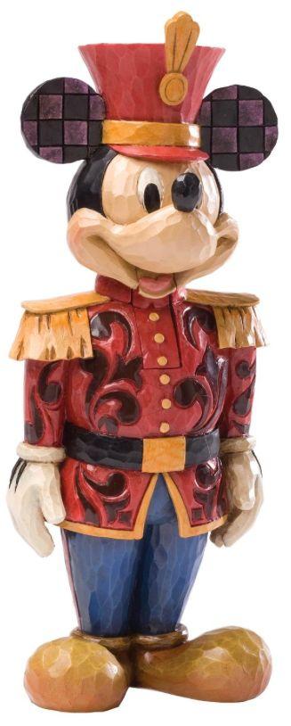 Disney Traditions by Jim Shore Mickey Mouse Nutcracker Figurine - Christmas - kerstmis - holidays