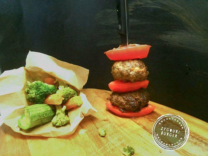 Zigouri burger