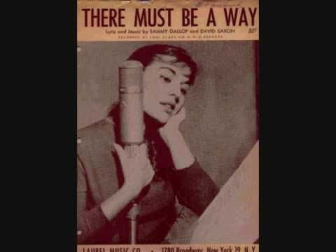 Joni James - There Must Be A Way (1959)