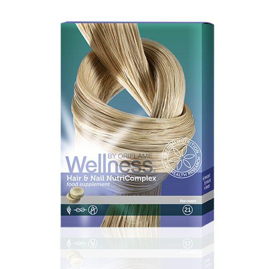 Kompleks odżywczy do włosów i paznokci – suplement diety                                      http://pl.oriflame.com/business-opportunity/become-consultant?potentialSponsor=826453