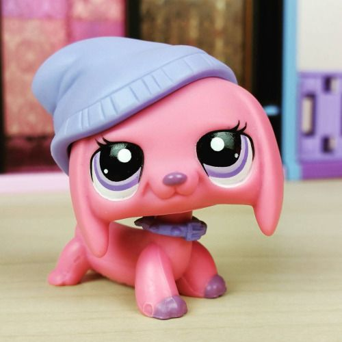 Dog Littlest Petshop