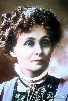 Emmeline Pankhurst was born in Manchester, England on July 14, 1858. In 1879, she married a lawyer, Richard Marsden Pankhurst, who had created the first women's suffrage bill in England and the Married Women's Property Acts. In 1889, Emmeline created the Women's Franchise League which, in 1894, gave married women the right to vote not in the House of Commons, but in local office elections. Then, in 1903, she established WSPU, the Women's Social and Political Union.